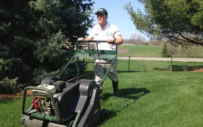 Core Aeration: The Key To a Beautiful Lawn